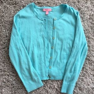 Lilly Pulitzer Cardigan Size Small